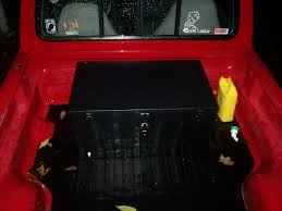 Ford Ranger Truck Tool Box - way cool truck tool box for cheap the ranger station forums