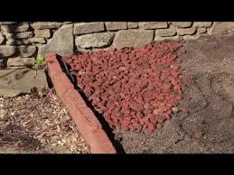 how to landscape with lava rock landscaping basics youtube