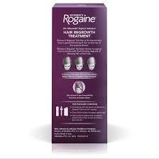 Hair Loss Cure For Women Rogaine Women U0027s Minoxidil Hair Loss Treatment Solution 1 Month