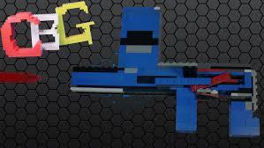 lego technic pieces how to make a lego gun using no technic pieces a cbg tutorial