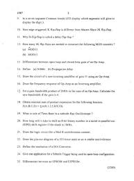previous year question papers for 2nd semester of b sc in physics