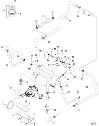 каталог запчастей mercruiser остальные 454 mag mpi horizon gen