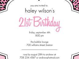 13 21st invite templates examples of birthday invitations 30 free