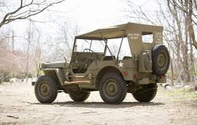korean war jeep jeep mb or gpw military vehicle photos