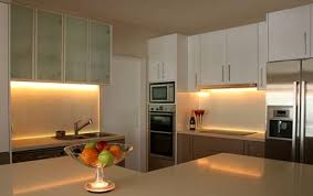 kitchen cupboard interiors the amazing led light for kitchen cabinet home interiors in
