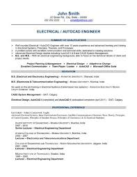Resume Format For Experienced Production Engineers Free Ebook Resume Writing Write Education On Resume Comment Ecrire