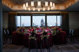 candlelit penthouse wedding inspiration at the four seasons in