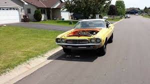 dodge challenger project challenging project 1973 dodge challenger
