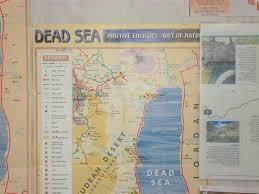 Dead Sea Map Almog Kibbutz Hotel Booking Com