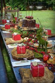 best 25 christmas dinner tables ideas on pinterest xmas
