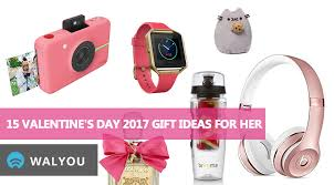 valentines day ideas 2017 15 perfect valentine s day 2017 gift ideas for her walyou