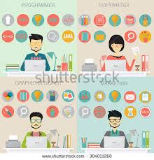 Art Graphic Design Jobs Graphic Designer Stock Vectors Images U0026 Vector Art Shutterstock