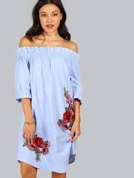 116 best off shoulder top dress images on pinterest clothing