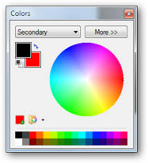 آموزش تخصصی paint net مطالب ابر حذف قرمزی چشم