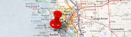 Fort Myers Florida Map by Fort Myers And Naples Lice Treatment U0026 Lice Removal Licedoctors Com