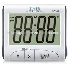 minuterie de cuisine dc101 lcd numérique minuterie de cuisine compte à rebours minuterie