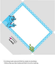 9 monsters images disney printables free