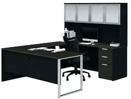 home office l shaped desk with hutch narrow desk with hutch danielboonecabins info