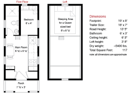 tiny house building plans lusby tiny house plans build it yourself