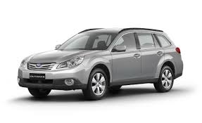 European Spec 2010 Subaru Legacy And Outback To Debut In Frankfurt
