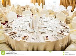 wedding table stock photo image 36145020