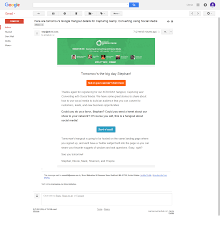 Business Email Example by 7 Examples Of Experience Driven Email Design