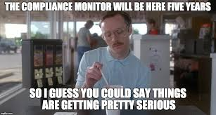 Meme Monitor - meme monitor serious radical compliance