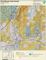 Map Of Cedar City Utah by Blm Seeks Comments On Upcoming Oil And Gas Lease Sale In Color