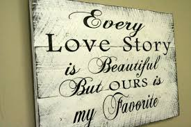 wedding quotes on wood style quotes every story pallet sign distressed wood