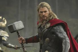 infinity war set photo hints at the fate of thor s hammer mjolnir
