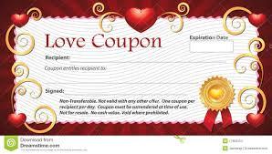 free printable valentine coupon templates
