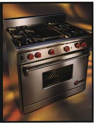 Wolf Gas Cooktops 36