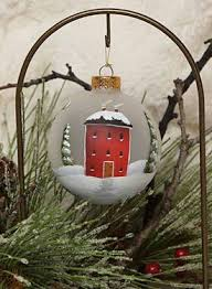 227 best painted glass ornament images on pinterest christmas
