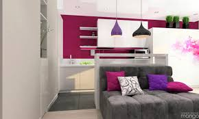 creative way to arrange a small apartment design ideas with modern