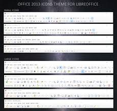 office 2013 theme for libreoffice by charliecnr on deviantart