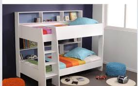 Bunk Beds King Bunk Bed King Single With Storage White New In Box Limited Stock