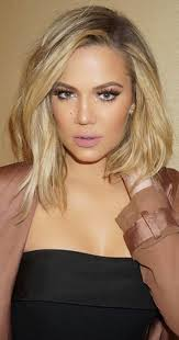 lob haircut khloe kardashian hair do u0027s pinterest lob haircut