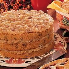 sweet potato layer cake recipe taste of home