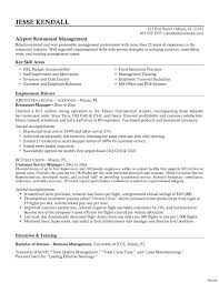 resume objective statement for restaurant management 100 resume objective for project manager image of business office