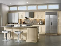 kitchen maid cabinet colors incredible maple and cherry kitchen in burnished ginger vintage onyx
