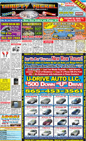 american classifieds of knoxville 03 28 13 edition by thrifty