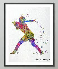wall ideas baseball vinyl wall art baseball player better wall
