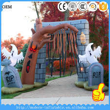 customized inflatable pumpkin arch customized inflatable pumpkin