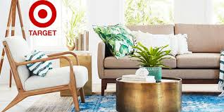 target takes up to 40 off furniture home decor and more with its