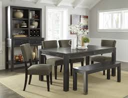 signature design by ashley gavelston rectangular dining room table