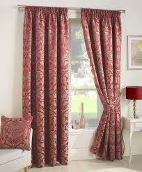 lined bedroom curtains ready made long wide and bay window curtains providing hard to get curtain