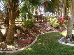 Rock Garden Florida Southwest Florida Yard Rock Garden