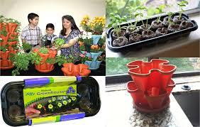 Windowsill Greenhouse Jiffy Greenhouse Seed Starter Kit