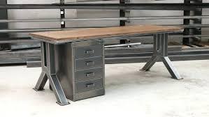 Computer Desks Australia Industrial Computer Desk Industrial Writing Desk With 4 Drawers
