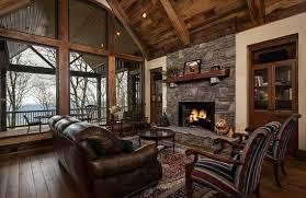 Bear Lake Cottage Rustic Mountain Homes Amicalola Home Plans Amicalola Cottage House Plans